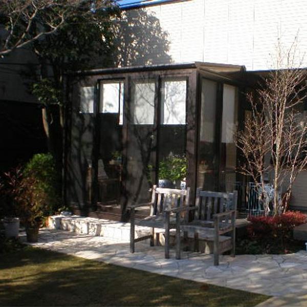 積水ハウスに晴れ模様を設置